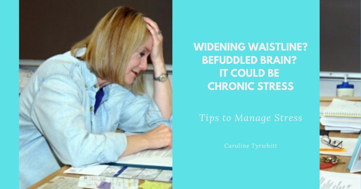 Chronic stress Banner