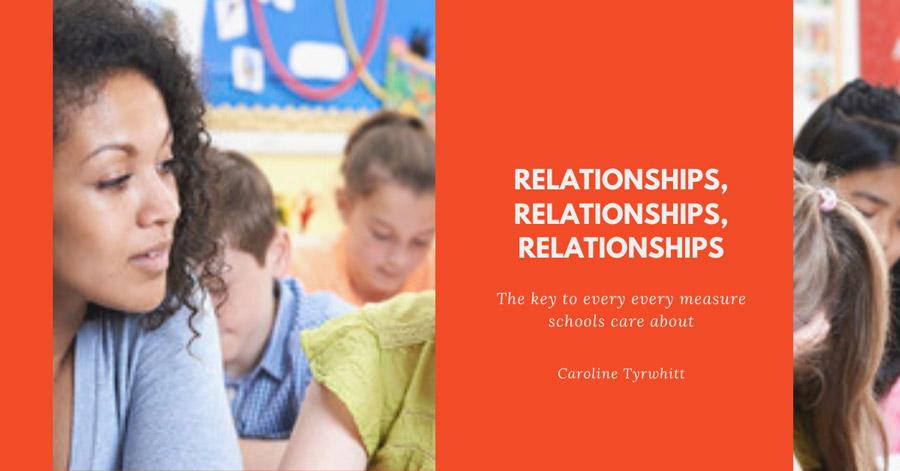 Relationships, relationships, relationships Banner