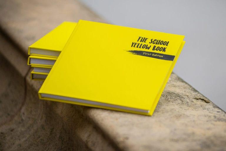 Rethinkyourmind - The yellow school book