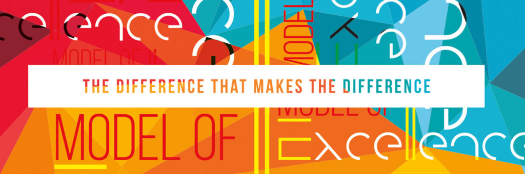 Model Of Excellence Banner